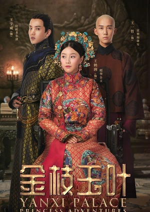 Yanxi Palace: Princess Adventures (2019) ซับไทย Ep.1-6